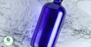 Homemade Mouthwash with essential oils