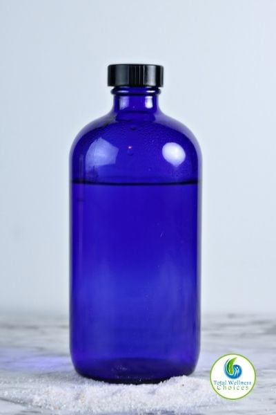 Homemade mouthwash for gingivitis