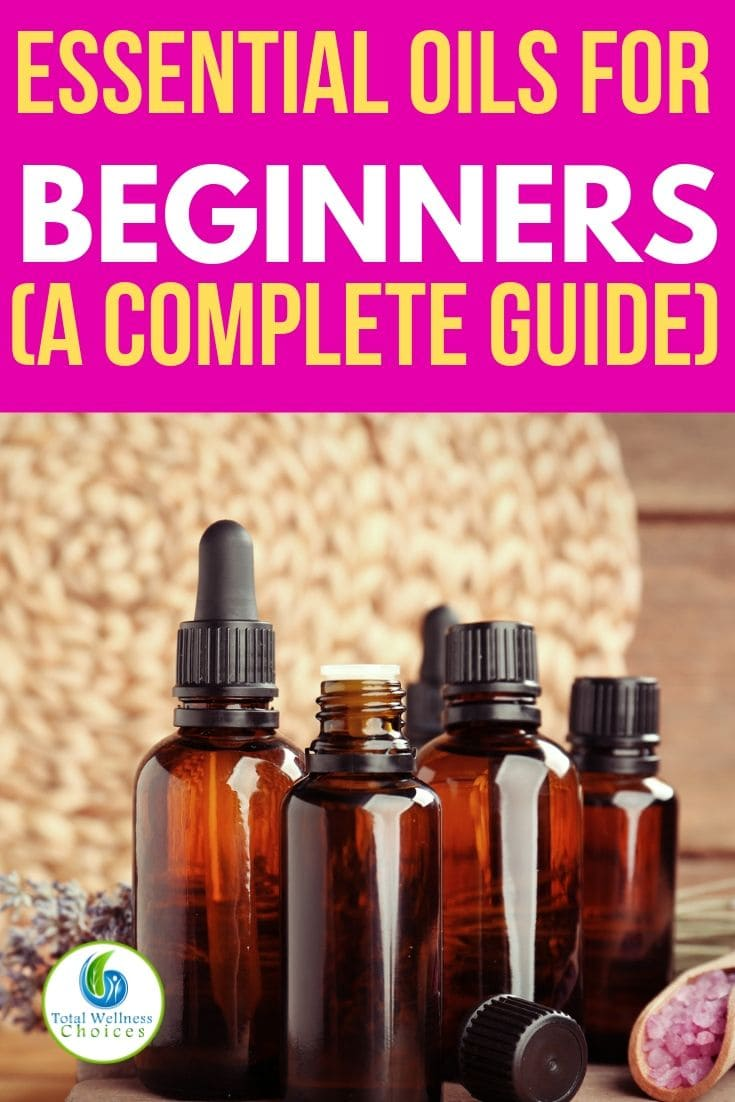 Essential oils for beginners guide