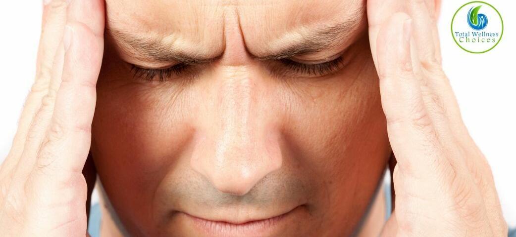 Essential oils for migraine headaches
