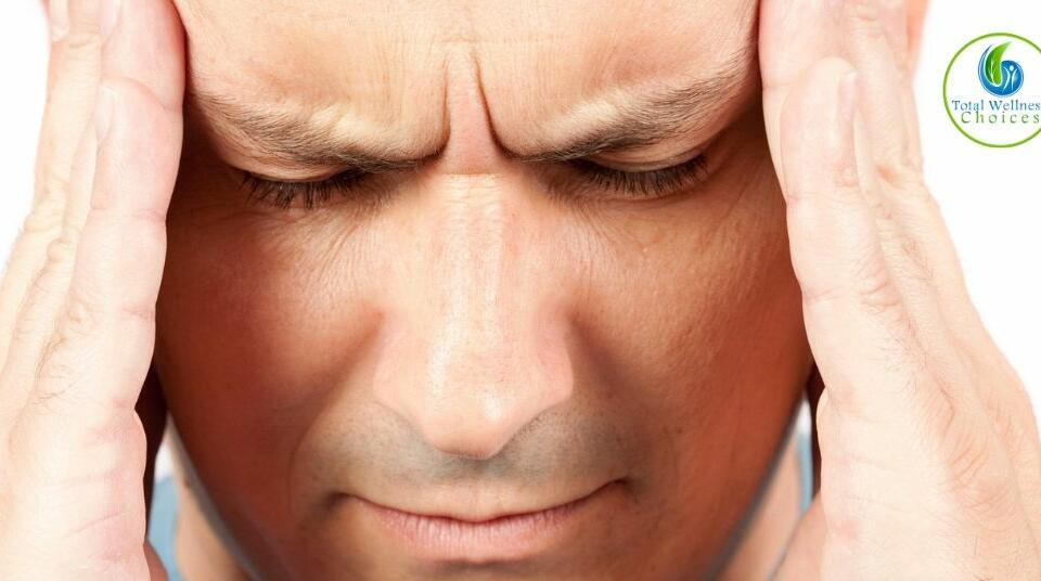Essential oils for migraine headaches