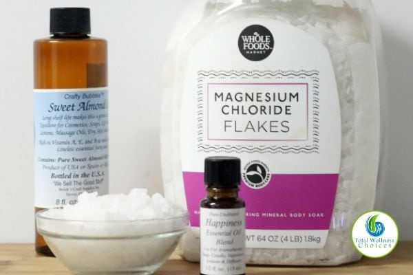 Happiness bath salts ingredients