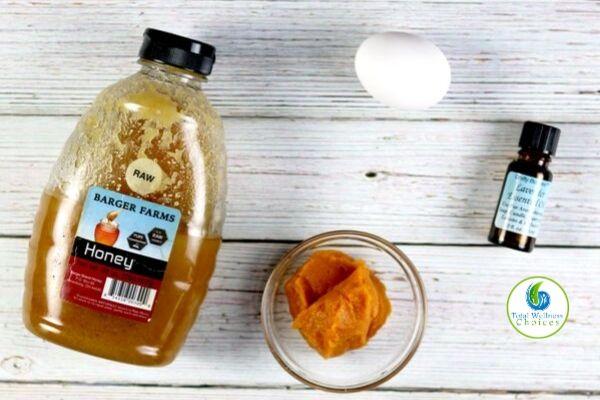 Homemade pumpkin facial mask ingredients
