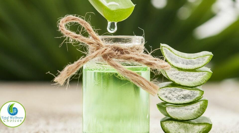 Aloe vera gel benefits for skin and hair