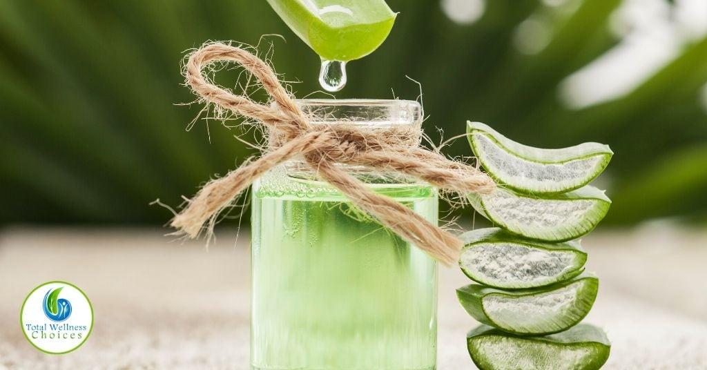 Aloe vera gel benefits for skin and hair