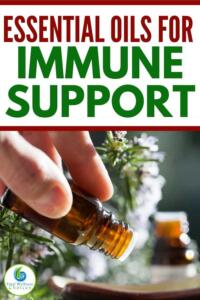 Best essential oils for immune support
